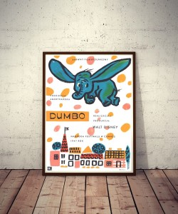 Plakat No. 26  Dumbo